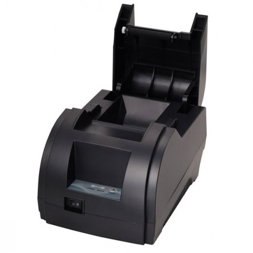 Paket Mini Printer Kasir Thermal QPOS 58mm + Software Solusi Toko 2.0