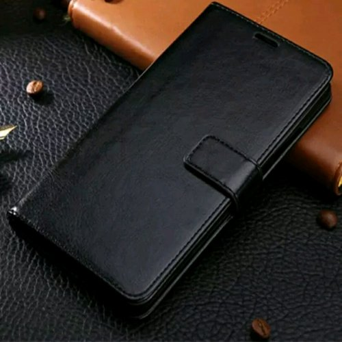 Case iPhone X Cover Softcase Wallet Leather